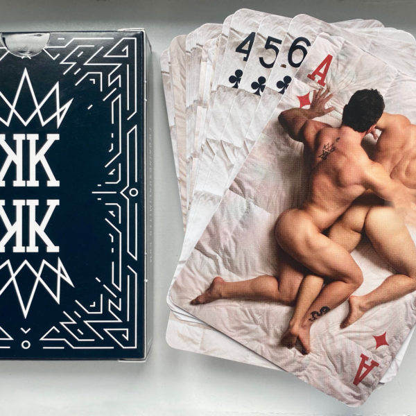 Two Kings Unlimited Deck of Cards