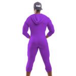 PREORDER ONLY-Two Kings Unlimited/THK Brand Purple Hooded Onesie