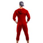 PREORDER ONLY-Two Kings Unlimited/THK Brand Red Hooded Onesie